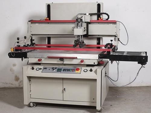 6090自动出料丝印机