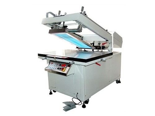 S6090、S90120平面丝印机